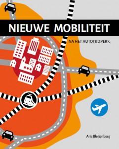 Cover Nieuwe mobiliteit
